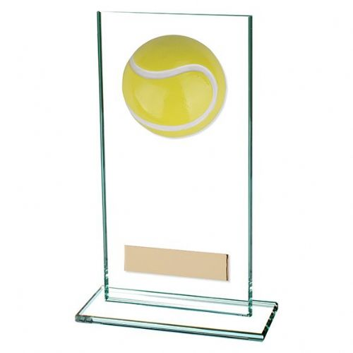 Horizon Tennis Jade Glass Award 160mm